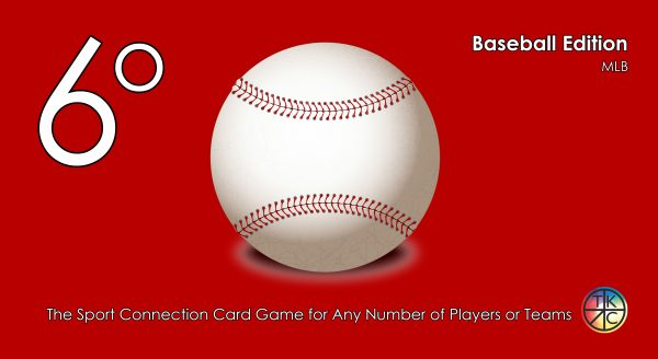 6 Degrees - Baseball Edition