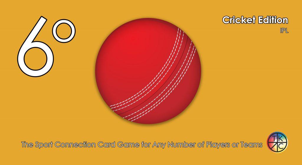 6 Degrees - Cricket Edition