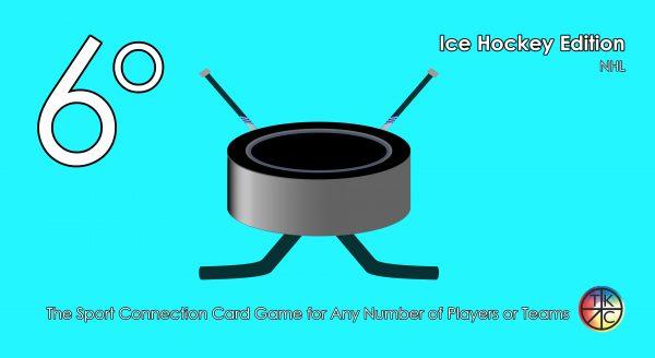 6 Degrees - Ice Hockey Edition