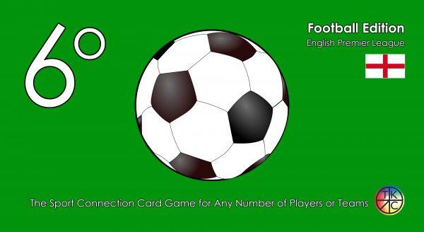6 Degrees - Football Edition - English Premier League