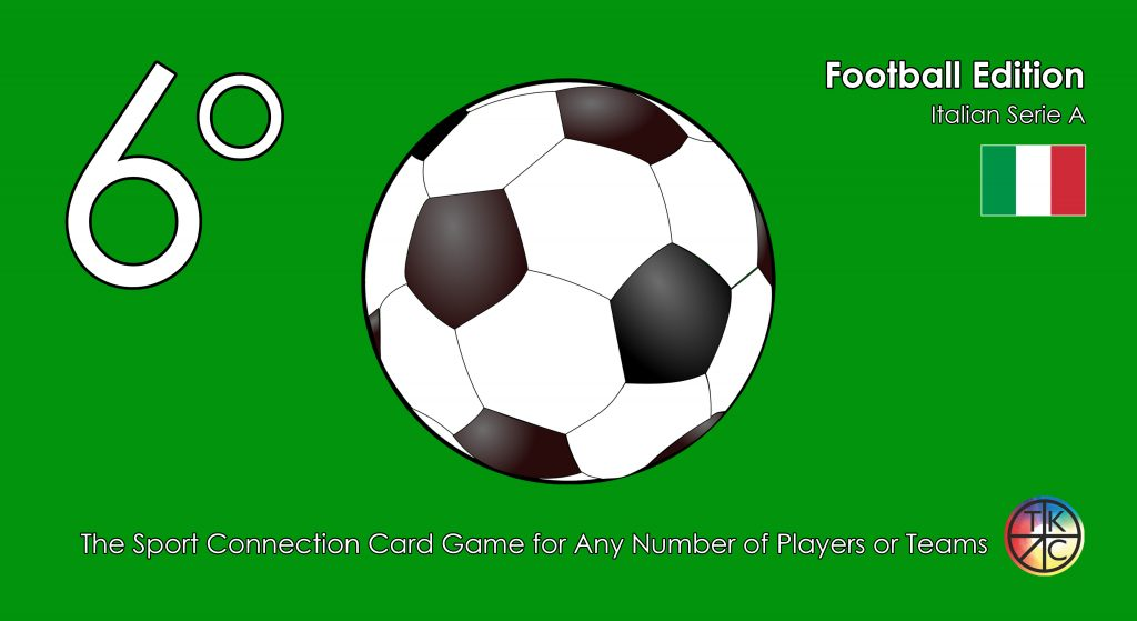 6 Degrees - Football Edition - Italian Serie A