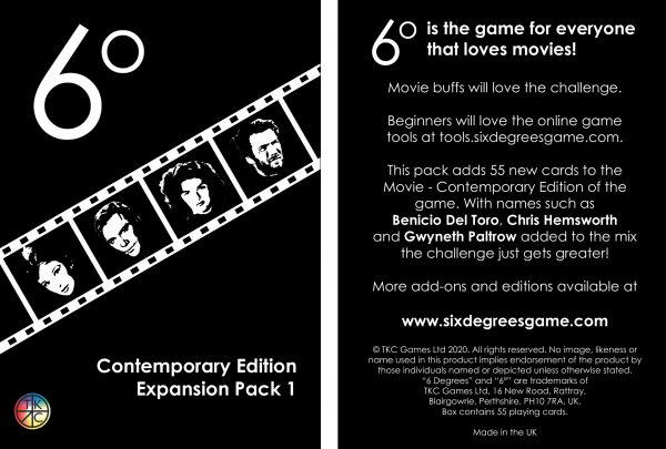 Contemporary edition expansion pack 1
