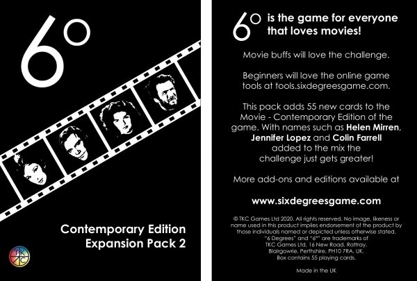 Contemporary edition expansion pack 2