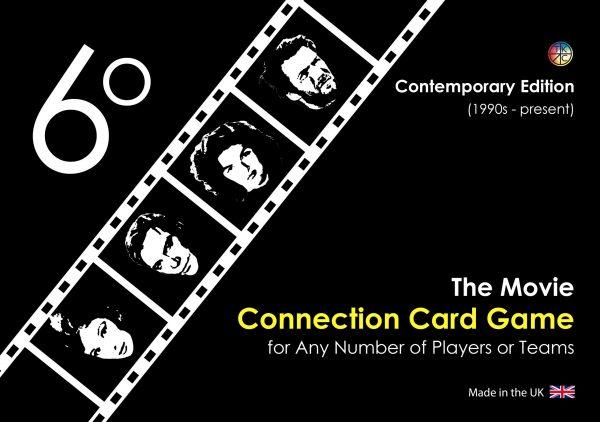 6 Degrees - Contemporary Movie Edition box
